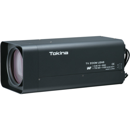 Tokina TM55Z1038GAIPNX2-IAF Auto-Focus Motorized Zoom Lens for CCTV