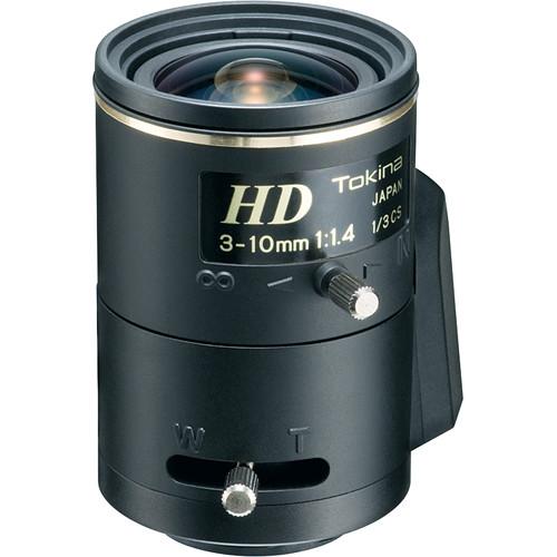 "Tokina TVR0314HDDC 1/3"" Megapixel Auto Iris Lens (3-10mm)"