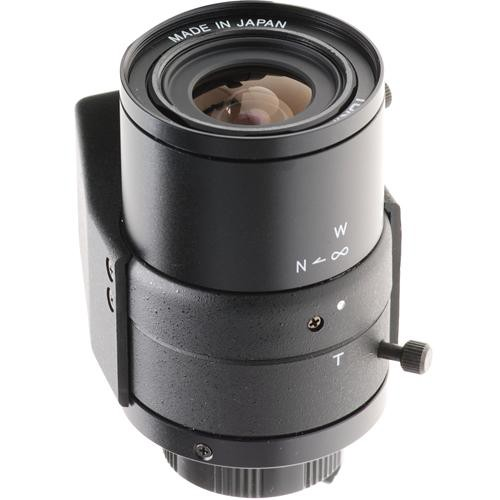 "Tokina TVR0614DC 1/2"" C Mount 6-15mm f/1.4 Auto Iris Varifocal Lens"