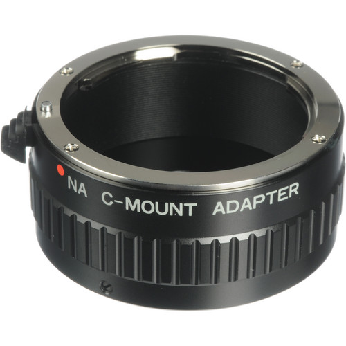 Tokina K050003 C-Mount Adapter for Nikon Mount Lens
