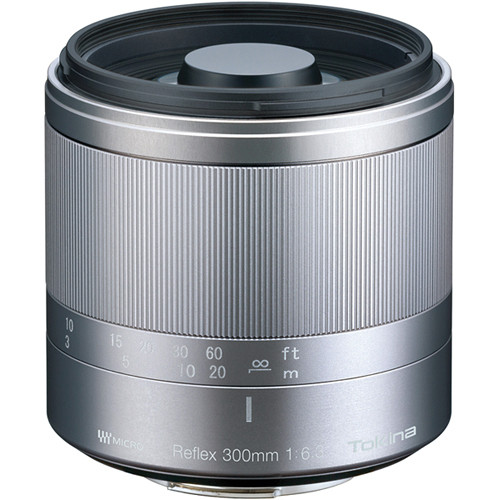 Tokina 300mm f/6.3 Reflex Telephoto Macro Lens for MFT Mount
