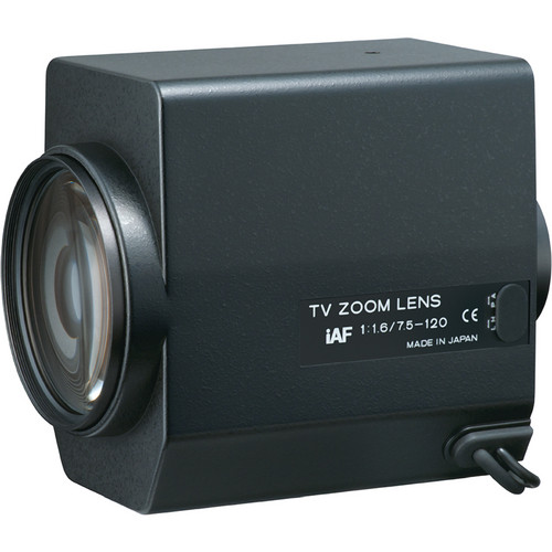 "Tokina TM16Z7516GAIDCPN-IAF (RS) 1/2"" Motorized Zoom Lens (RS-232 Controllable)"