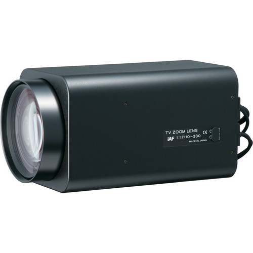 "Tokina TM33Z1017AIPN-IAF (RS) 1/2"" Motorized Zoom Lens with Preset (10-330mm)"