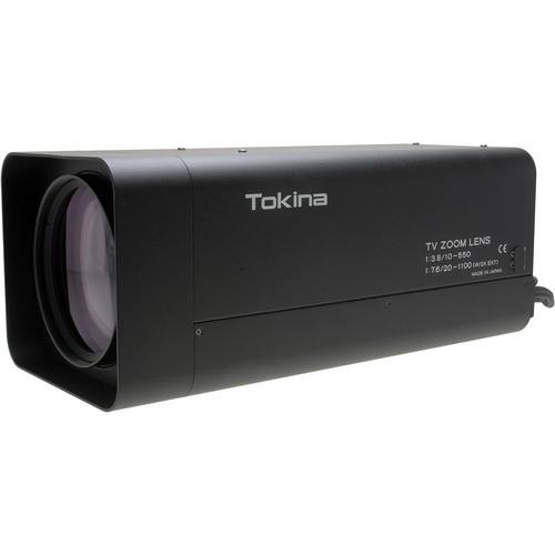 "Tokina TM55Z1038GAIDCPNX2-IAF (RS) 1/2"" Motorized Zoom Lens with Preset"