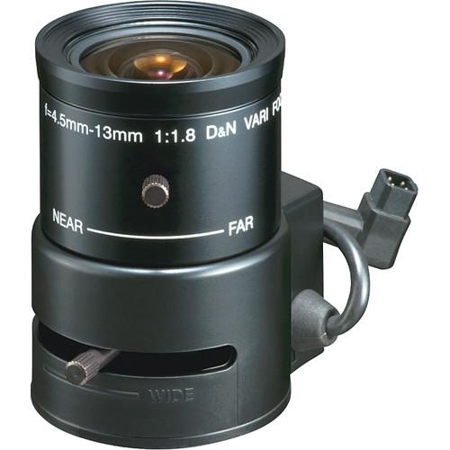 "Tokina TVR4518HDDCIR 1/2"" 5 MP Auto Iris Lens (4.5-13mm)"