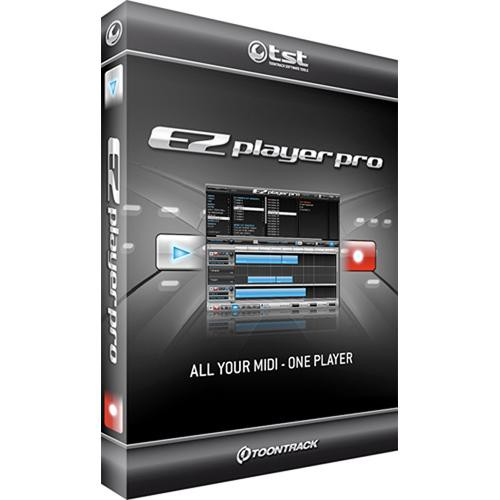 Toontrack EZplayer pro - Utility Software