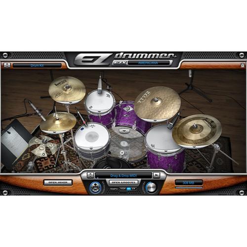 Toontrack Americana EZX - Drum Kits Expansion Pack