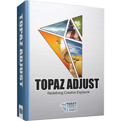 Topaz Labs LLC Adjust Plug-In (DVD)