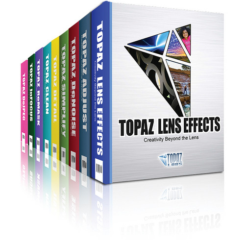Topaz Labs LLC Plug-In Bundle (Mac/Windows)