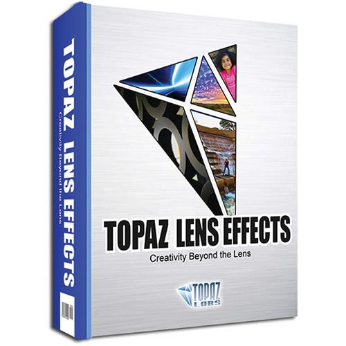 Topaz Labs LLC Topaz Lens Effects Plug-In (Mac/Windows)