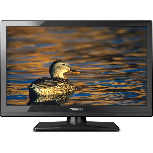 """Toshiba 19SL410U 19"""" LED HDTV"""