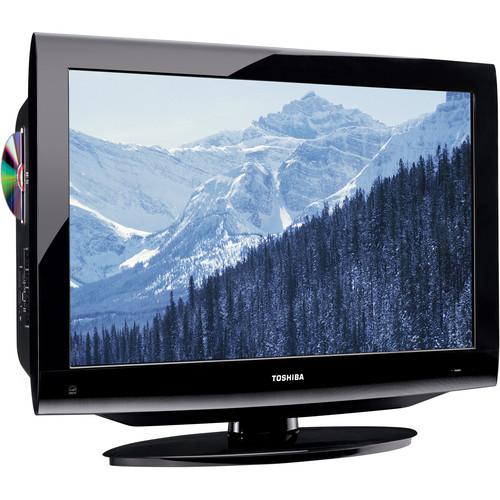 "Toshiba 32CV100U 32"" 720p LCD HDTV/DVD Combo"