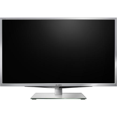 """Toshiba 46VL20 46"""" Multi-System 3D Smart LED TV"""
