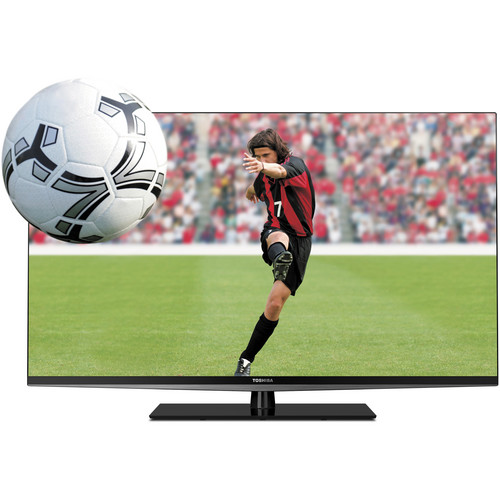 "Toshiba 55L6200U 55"" 3D LED TV"