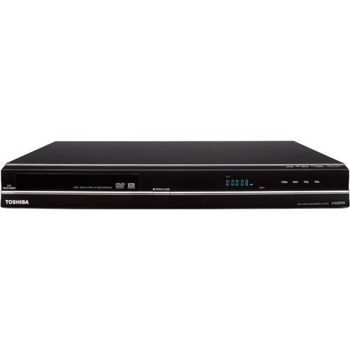 Toshiba DR570 DVD Recorder (Black)