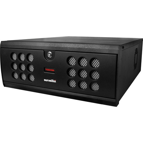 Toshiba DVS Digital Video Recorder (16-Channel, 480 PPS, 1 TB)