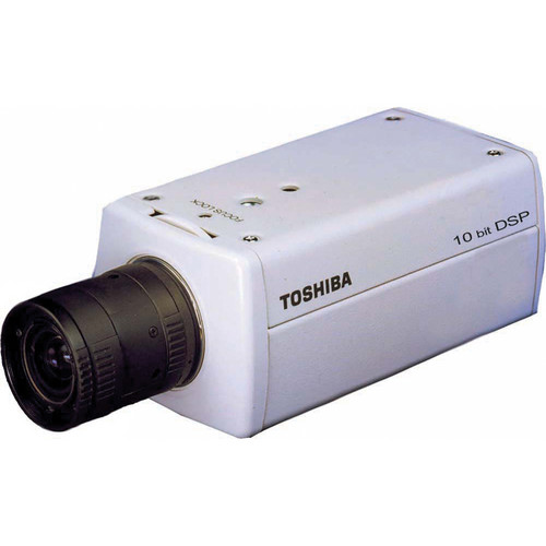 Toshiba 350 TVL Day/Night CCTV Camera