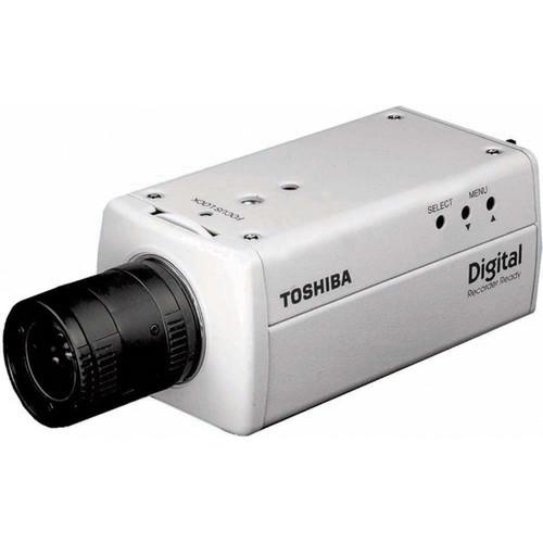 Toshiba IK-64DNA IR Day/Night CCTV Camera