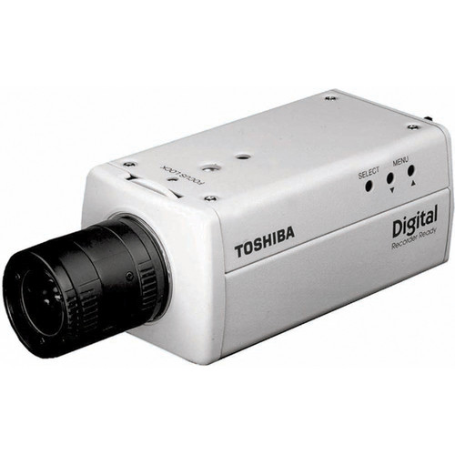Toshiba IK-6550A Day/Night CCTV Camera