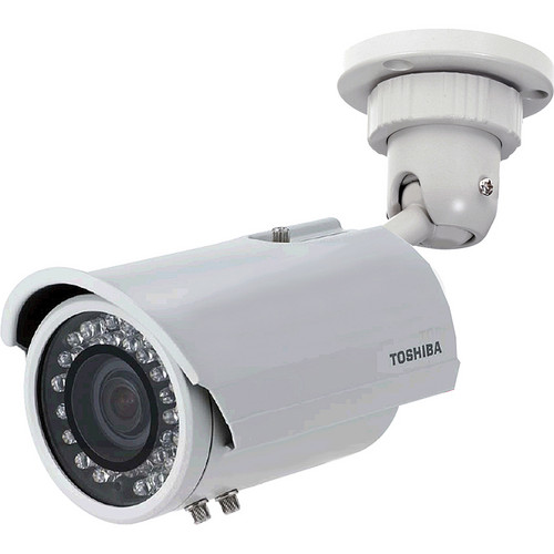 Toshiba IK-7200A Day/Night Bullet Camera