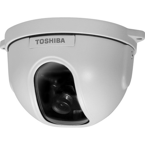 Toshiba Mini-Dome Day/Night Color Camera (12mm)