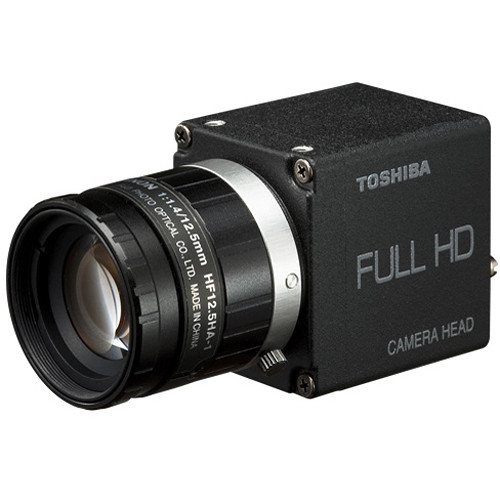 Toshiba IK-HR1H CMOS Hi-Def Color Camera Head