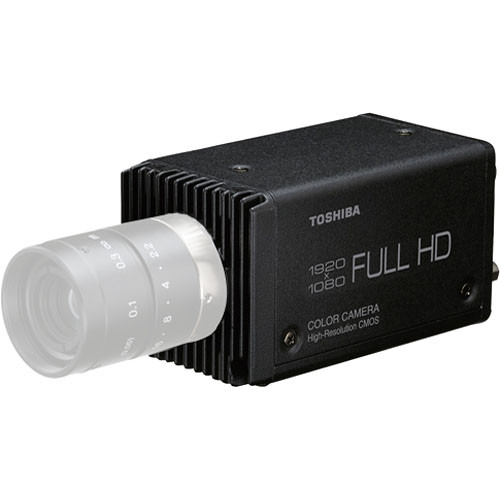 Toshiba IK-HR2D Ultra-Compact Full HD CMOS Industrial Camera with USB