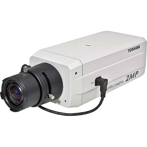 Toshiba IK-WB30A IP Network Video Camera