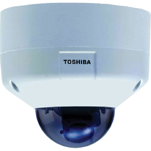 Toshiba IK-WR01A Vandal-resistant Network Dome Camera