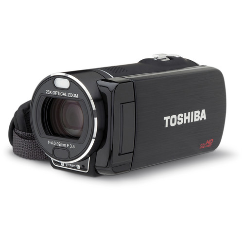Toshiba 16GB Camileo X416 1080p HD Camcorder