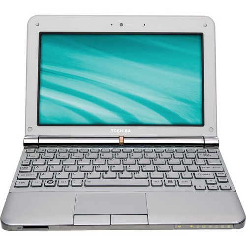 "Toshiba mini NB205-N330/WH 10.1"" Netbook Computer (Frost White)"