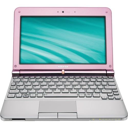 "Toshiba mini NB205-N330/PK 10.1"" Netbook Computer (Posh Pink)"