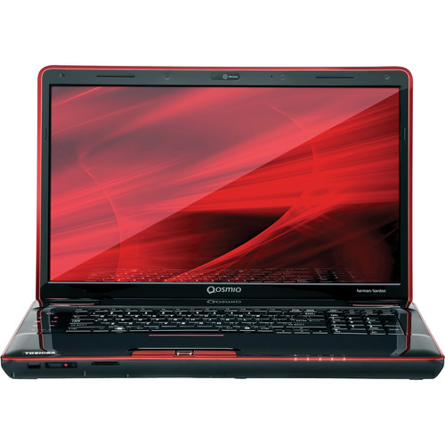 "Toshiba Qosmio X505-Q860 18.4"" Notebook Computer"