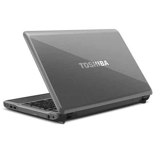 "Toshiba Satellite P755-S5385 15.6"" Notebook Computer (Fusion X2 in Platinum)"