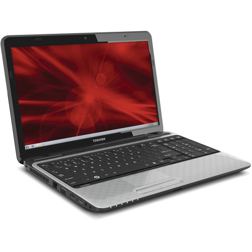 "Toshiba Satellite L755D-S5150 15.6"" Notebook Computer (Matrix Silver)"