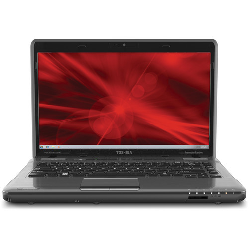"Toshiba Satellite P745-S4160 14"" Notebook Computer (Platinum)"