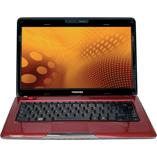 "Toshiba Satellite T135-S1305RD 13.3"" Notebook Computer (Nova Red)"