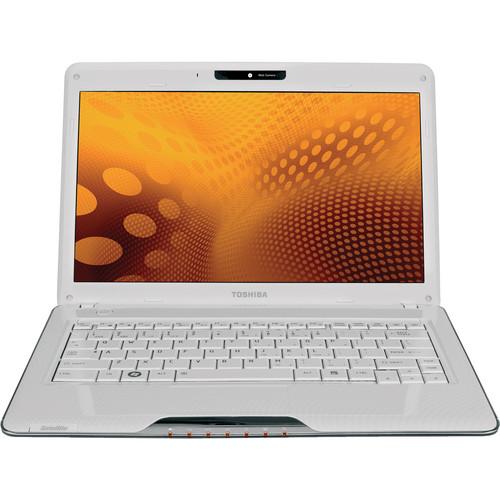 """Toshiba Satellite T135-S1305WH 13.3"""" Notebook Computer (Nova White)"""