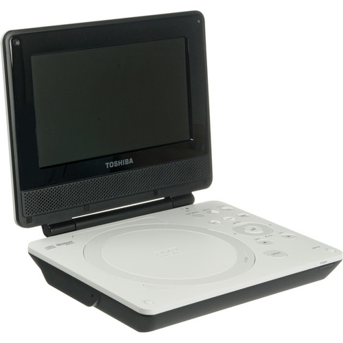 "Toshiba SDP75S 7"" Portable DVD Player"