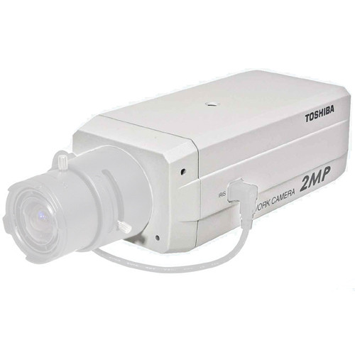 Toshiba IK-WB30A IP Network Video Day/Night Camera Kit with 2.8-6mm Lens