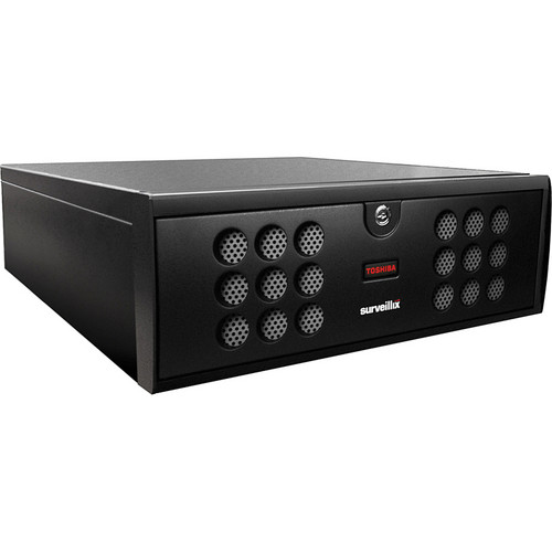 Toshiba XVS Digital Video Recorder (16-Channel, 240 PPS, 500 GB)