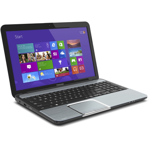 "Toshiba Satellite S855-S5382 15.6"" Notebook Computer (Ice Blue)"