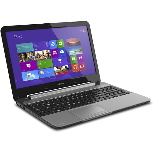 "Toshiba Satellite L955-S5370N 15.6"" Notebook Computer (Mercury Silver)"