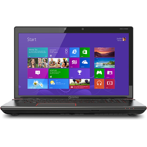 "Toshiba Qosmio X875-Q7390 17.3"" Notebook Computer (Black)"