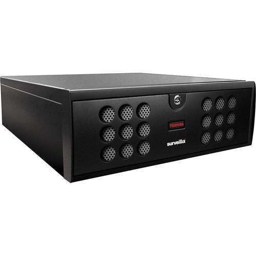 Toshiba XVSE 16-Channel Digital Video Recorder (1 TB, 3U)