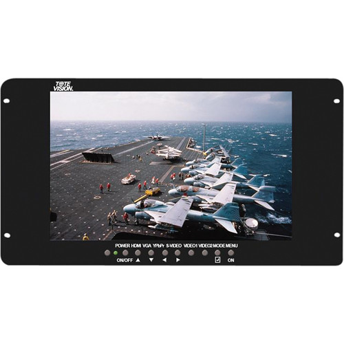 "Tote Vision LCD-1560HDR Rack Mount Monitor Kit (15.6"")"
