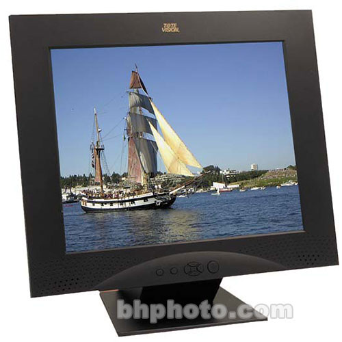 Tote Vision LCD-1700V 17-Inch LCD Touch Screen Monitor