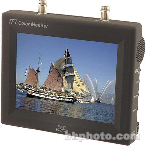 Tote Vision LCD-565 5.6-Inch Monitor Kit