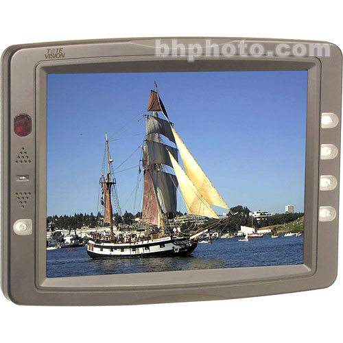 Tote Vision LCD-801 8-Inch LCD Monitor