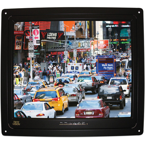Tote Vision LED-1908HDL Flush Mount LCD Monitor